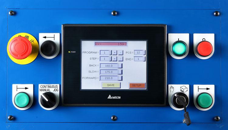 ЧПУ контроллер горизонтального гибочного пресса