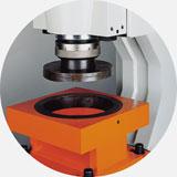 Спец. оснастка для пробивки отверстий диаметром более 40мм.