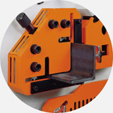 Блок рубки уголка - под прямым углом и 45°.